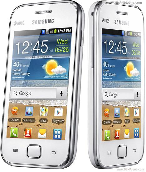 SAMSUNG S6802 Galaxy Ace Duos (2 Sim) (cty) hình 1