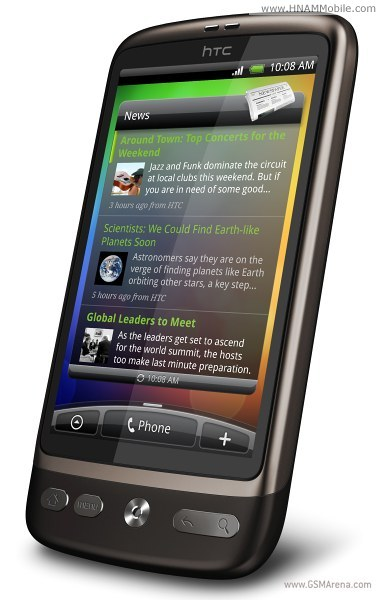 HTC Desire hình 1