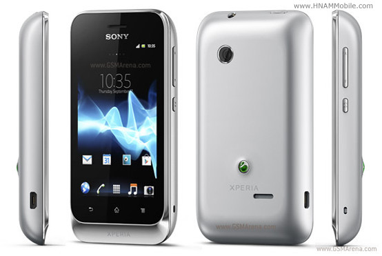 SONY Xperia tipo dual (ST21i2) (cty) - Hình 1