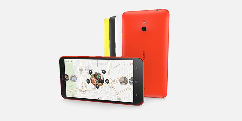 NOKIA Lumia 1320 cũ hình 2
