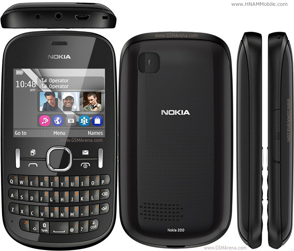 NOKIA Asha 201 products