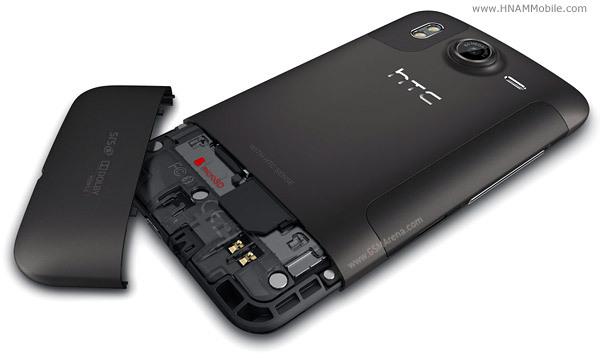 HTC Desire HD (cty) - Hình 2