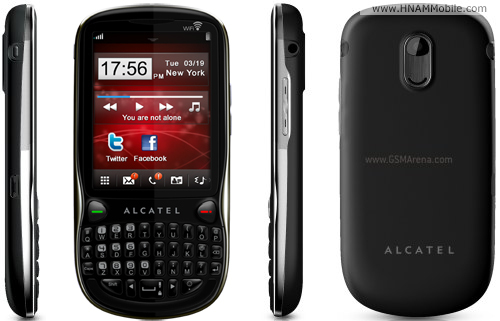 ALCATEL OT-806D WIFI (2 sim) 1