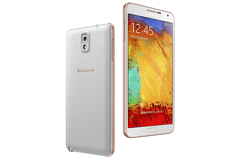 SAMSUNG Galaxy Note 3 Gold N900 32Gb products
