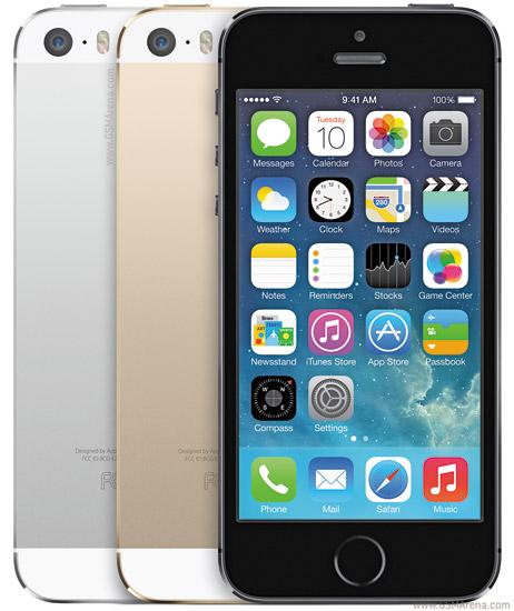 iPhone 5S Silver/Grey 32Gb (TH/LL) (chưa active) - Hình 1