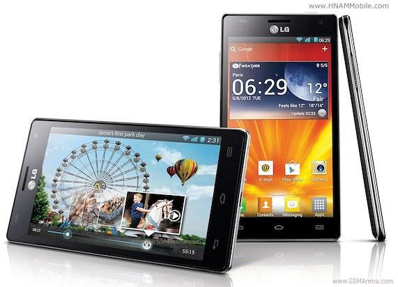 LG P880 Optimus 4X HD - Hình 1