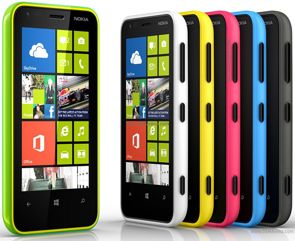 NOKIA Lumia 620 8GB hình 1