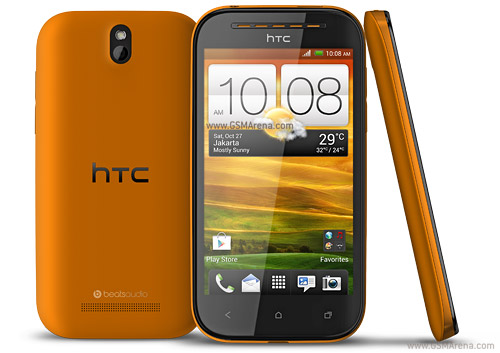 Thay màn hình, thay mặt kính HTC Desire SV