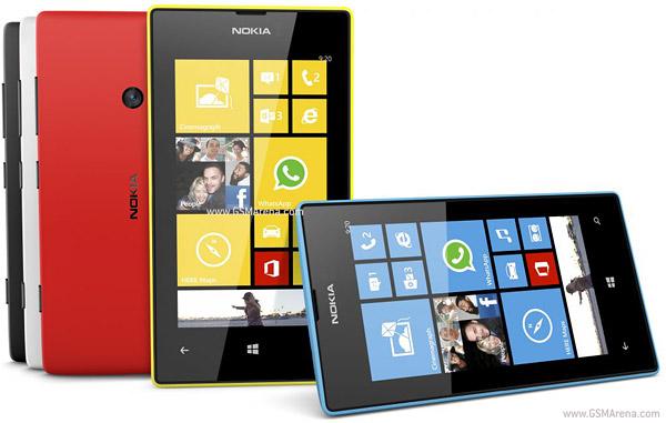 NOKIA Lumia 520 8Gb hình 2