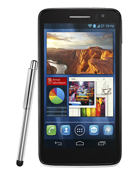 Alcatel One Touch Scribe HD (OT8008D) products