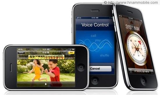 iPhone 3GS 16Gb White Global - Hình 1
