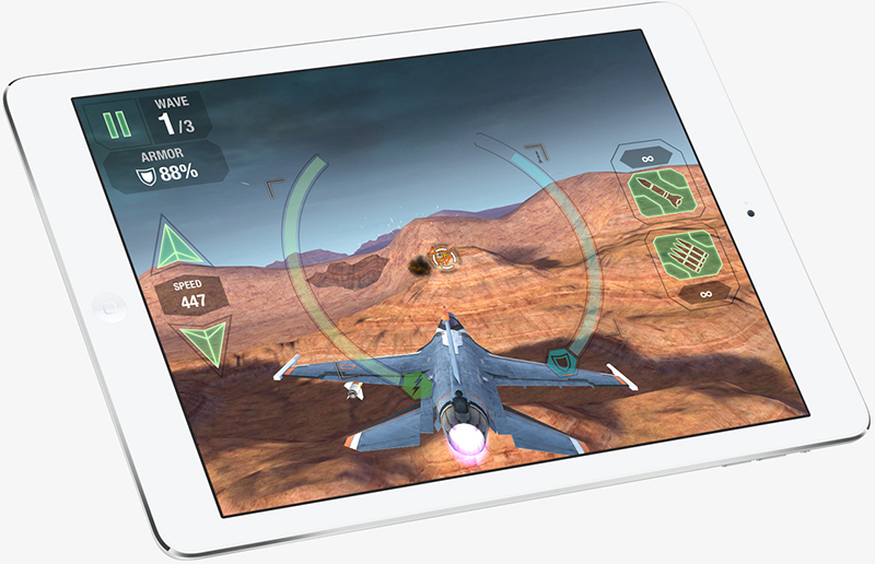 APPLE iPad Air Cellular 16Gb - Hình 6