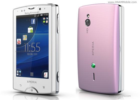 Sony Ericsson Xperia mini pro (SK17i) (cty) - Hình 1
