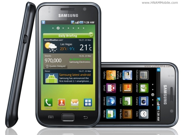 SAMSUNG i9000 Galaxy S 16Gb hình 0