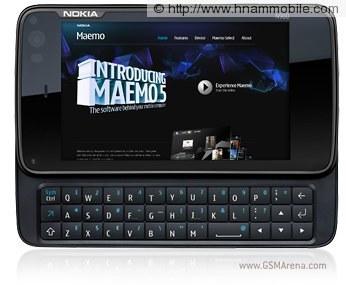 NOKIA N900 32Gb hình 3