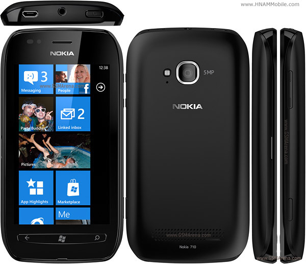 NOKIA Lumia 710 8Gb 1