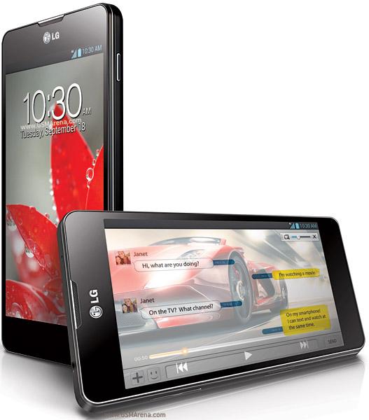 LG E975 Optimus G 32Gb cũ hình 1