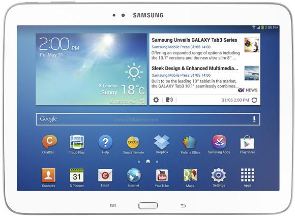 SAMSUNG Galaxy Tab 3 10.1 P5200 cũ hình 0