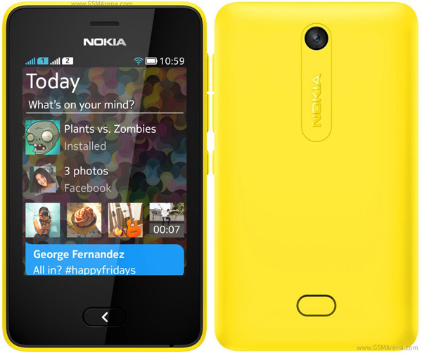 NOKIA Asha 501 (2 sim) products