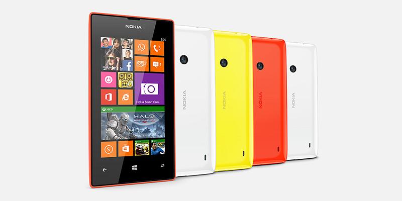Nokia Lumia 525 hình 2