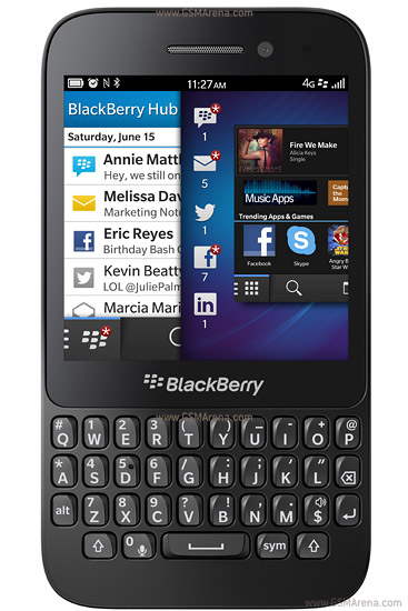 BLACKBERRY Q5 8Gb products