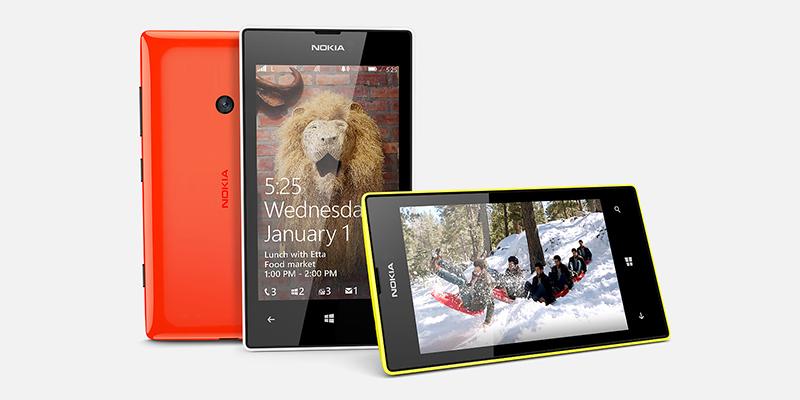 Nokia Lumia 525 hình 0