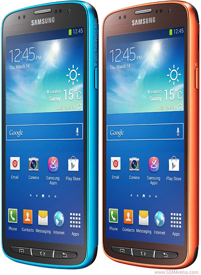 SAMSUNG Galaxy S4 Active i9295 16Gb hình 1