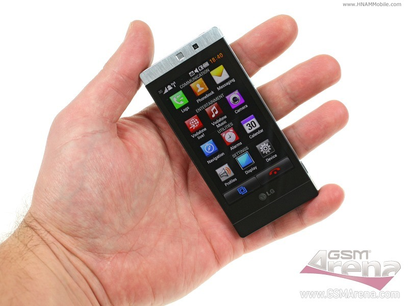 LG GD880 Mini hình 3