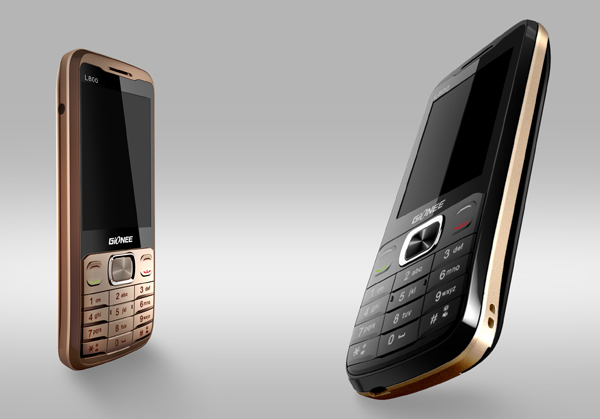 GIONEE L800 (2 Sim) hình 2