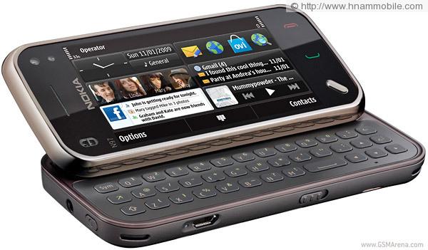 NOKIA N97 Mini 8Gb hình 1