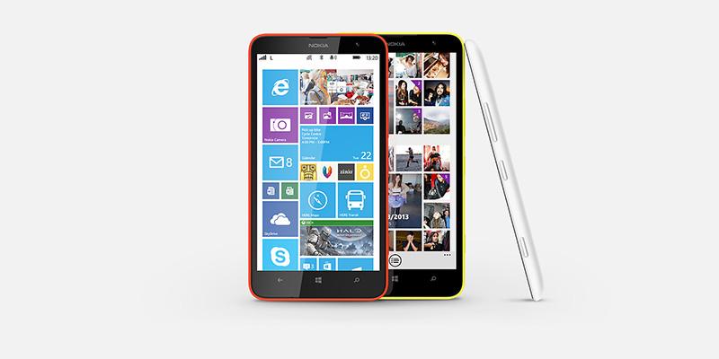 NOKIA Lumia 1320 cũ hình 1