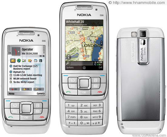 NOKIA E66 products