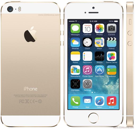 iPhone 5S Silver/Grey 32Gb (TH/LL) (chưa active) - Hình 2