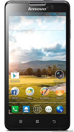 LENOVO P780 4Gb (2 Sim) hình 0