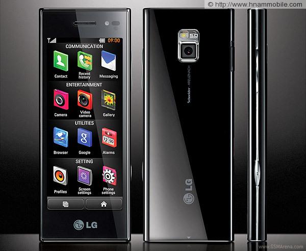 LG BL40 New Chocolate hình 1