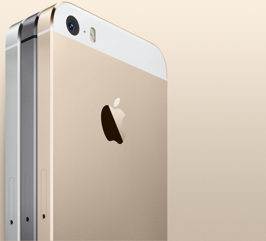 iPhone 5S Silver/Grey 32Gb (TH/LL) (chưa active) - Hình 3