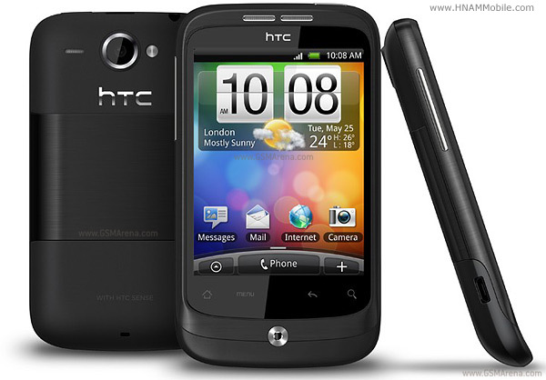 HTC Wildfire products