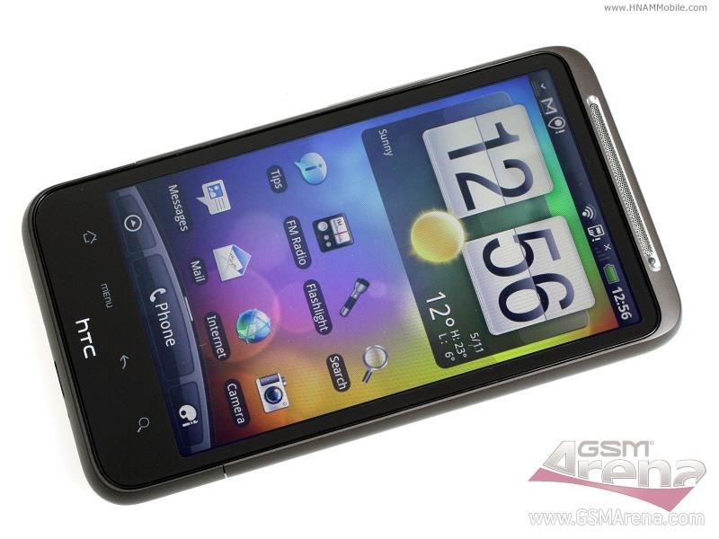 HTC Desire HD (cty) hình 2