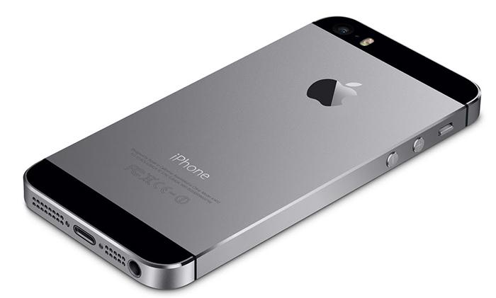 Apple iPhone 5S 16Gb Gray 1