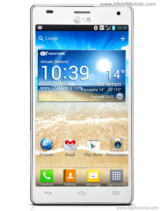 LG P880 Optimus 4X HD hình 1