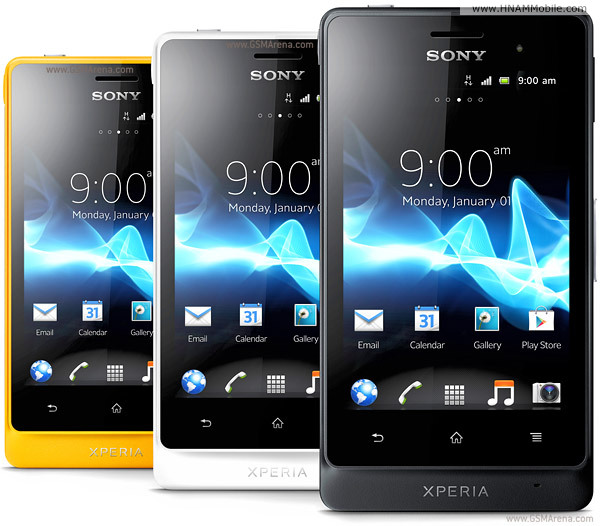 SONY Xperia Go (ST27i) (cty) products