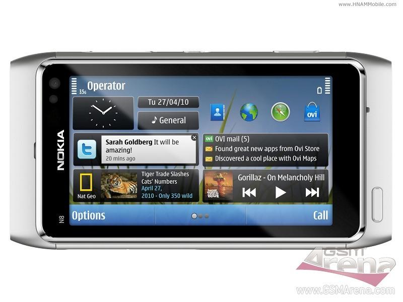 NOKIA N8 16Gb hình 2