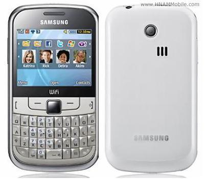 SAMSUNG S3353 Chat Wifi (cty) - Hình 1