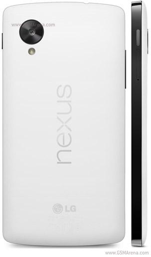 LG Nexus 5 D821 16Gb White hình 0