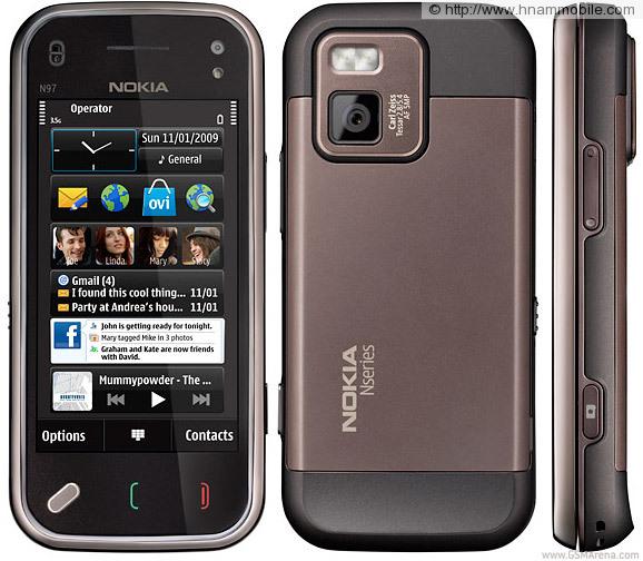 NOKIA N97 Mini 8Gb hình 0