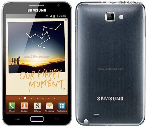 SAMSUNG N7000 Galaxy Note 16Gb (cty) hình 2