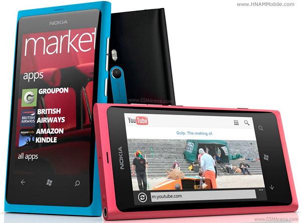 NOKIA Lumia 800 16Gb hình 0