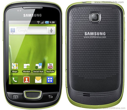 SAMSUNG S5570 Galaxy Mini hình 0
