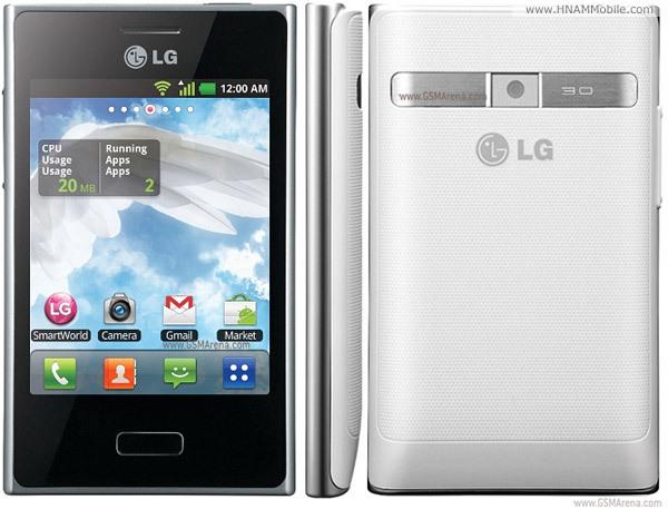 LG Optimus L3 E400 (cty) hình 1