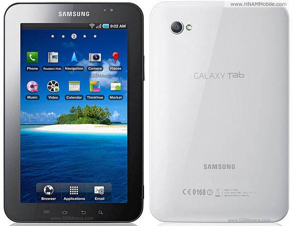 SAMSUNG P1000 Galaxy Tab 16Gb FULL products